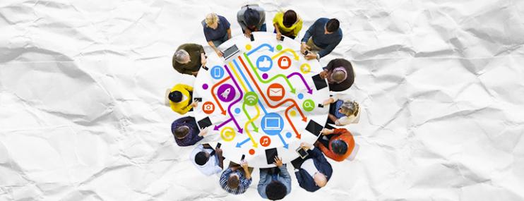 Sé Creativo Con Las Redes Sociales De Tu Empresa