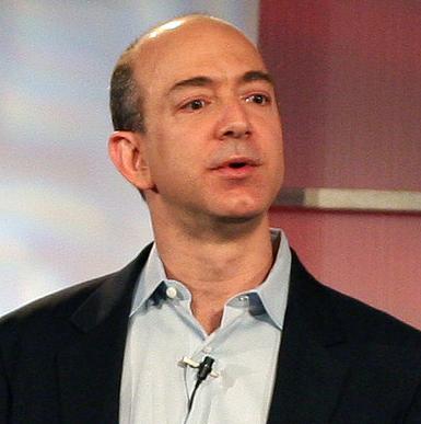 #Follow Friday – Jeff Bezos, el creador de Amazon.com