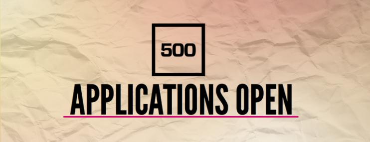 Cuatro Meses De Aceleración: Postula 500 Startups
