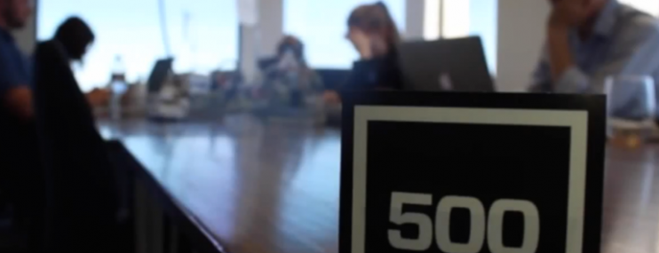 500 Startups lanza programa sobre inversión en tecnología