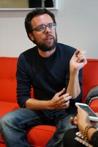 Adolfo Babatz, CEO y fundador de Clip