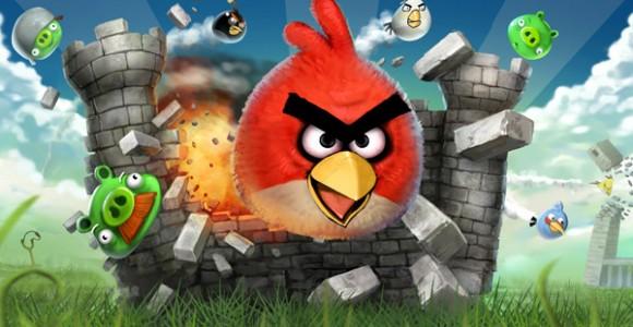 Angry birds – El juego donde la ira es cuestión de alegría.