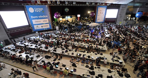 [Comunicado] Campus Party – Maratones de Negocios.