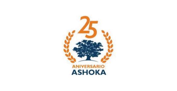 ¡Felicidades! Ashoka cumple 25 años en México y Centroamérica.