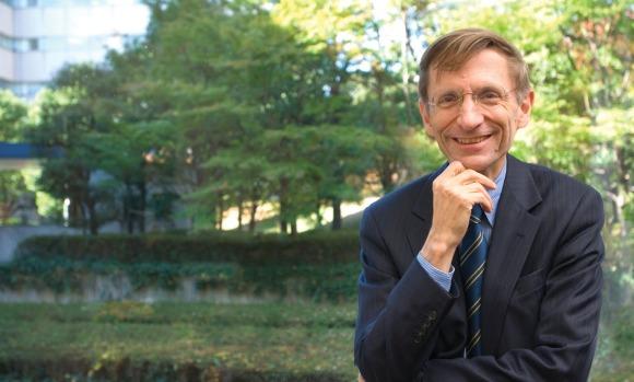 Bill Drayton, Premio Príncipe de Asturias de Cooperación Internacional 2011