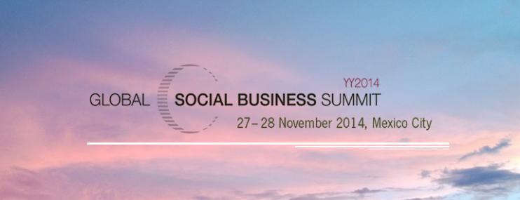 GSBS México 2014: El 27 y 28 De Noviembre