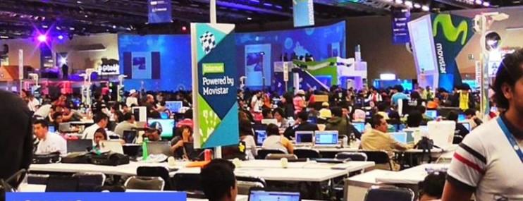 """Campus Party desde óptica de """"una primera vez"""""""