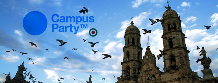 Alinaza: Universidad de Guadalajara y Campus Party México