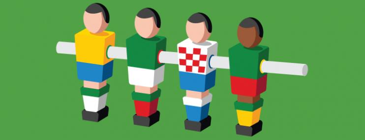 ¿Cómo Disfrutamos La Copa Mundial?