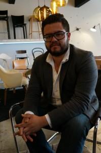 D.I. Emmanuel Aguilar, Store Manager DesignWithinReach Palmas