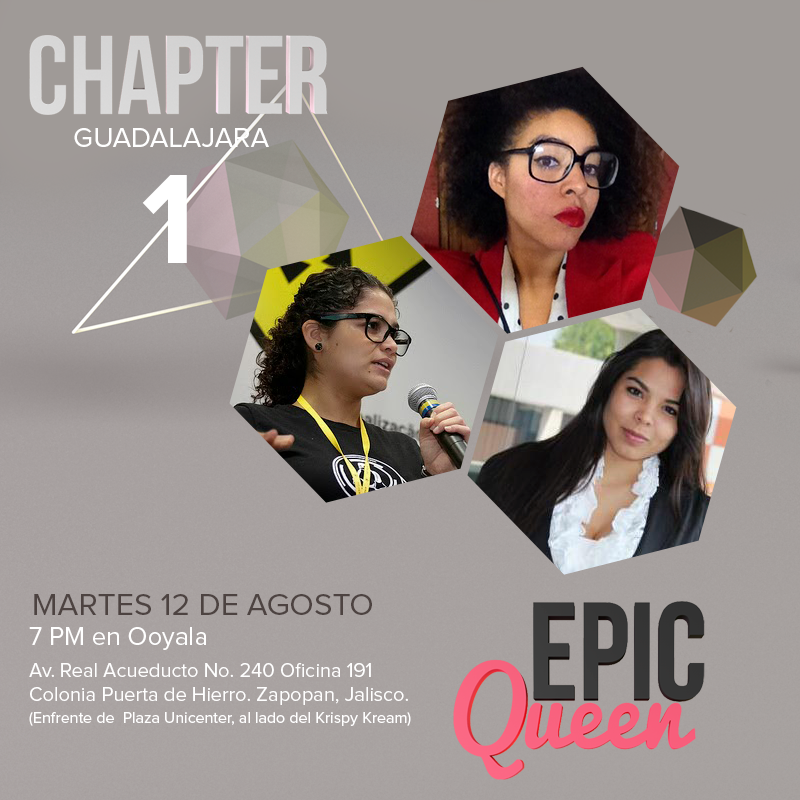 Flyer - Chapter GDL 1