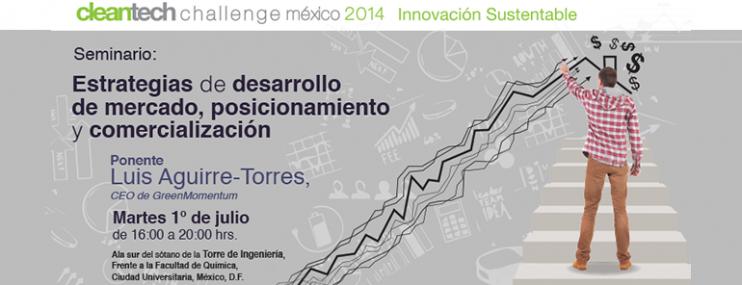 ¡Participa Hoy! Taller de Estrategias De Desarrollo De Mercado