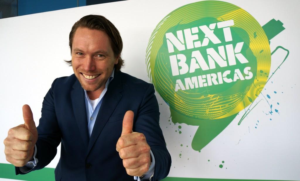 Jaspar Roos de Ventur.es en Next Bank Américas