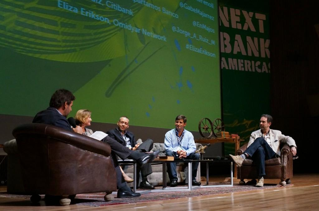 Next Bank Américas, evento de colaboración en la industria