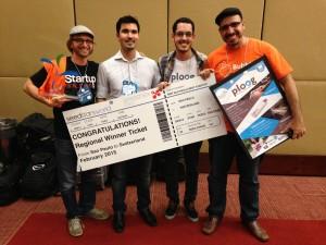 Ploog team wins Seedstars Sao Paulo