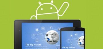 Prezi lanzó su aplicación para Android