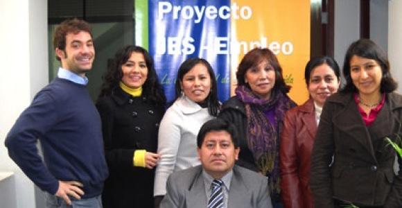 El ejemplo Peruano: empoderando jóvenes.