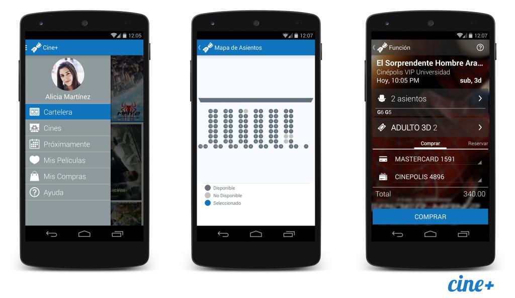Screenshot group android