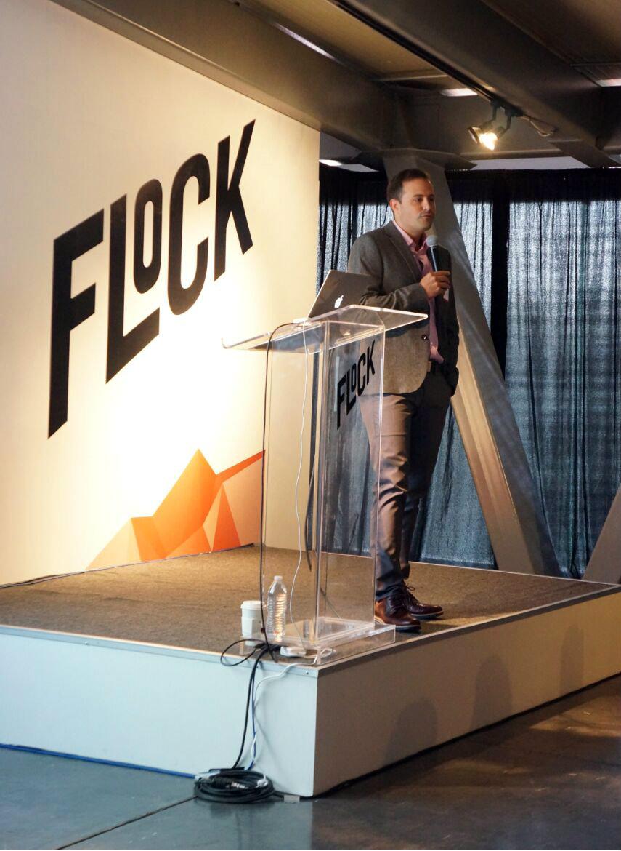 Sebastian Tonda_CEO de Flock