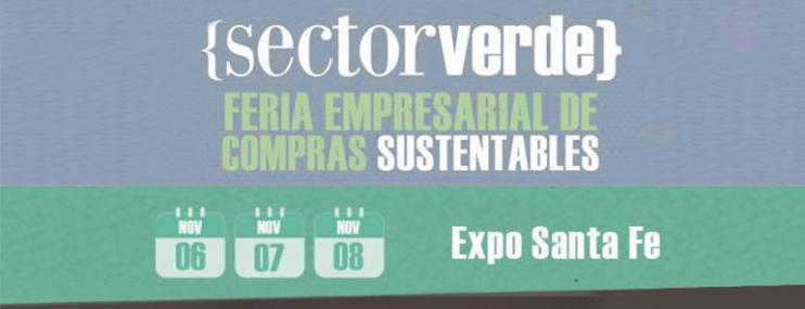 Hoy comienza Sector Verde: Feria De Compras Sustentables