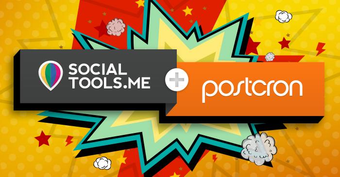 SOCIAL TOOLS ADQUIRIÓ POSTCRON