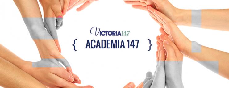 Únete a Academia Victoria 147