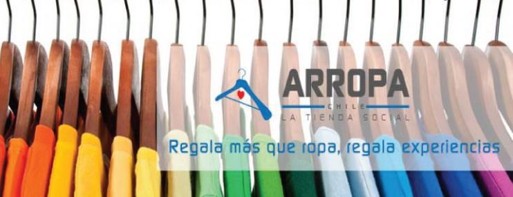 Arropa Chile, entrega creativa de ropa a comunidades