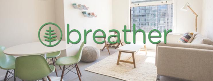 Concentración al 100%: Breather App en Nueva York