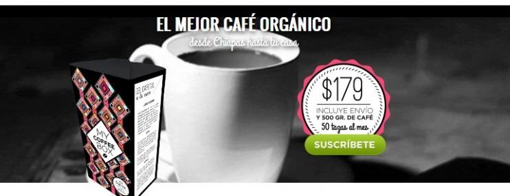 MyCoffeeBox: Para Amantes Del Café