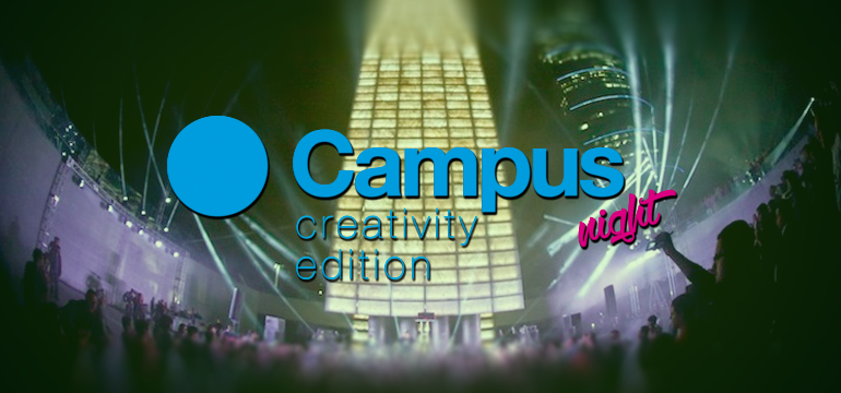campus night