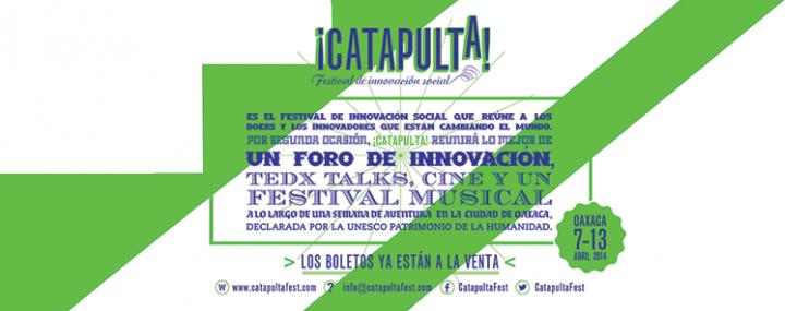 Participa en Catapulta Fest 2014
