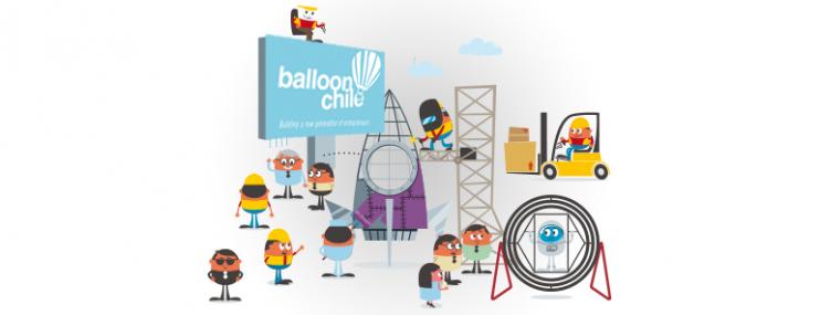 Balloon Chile en Preparativos
