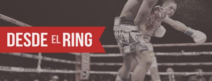 ¡Desde el Ring! Para Amantes Del Boxeo
