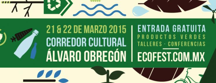 EcoFest, celebrará su sexta edición el 21 y 22 de marzo