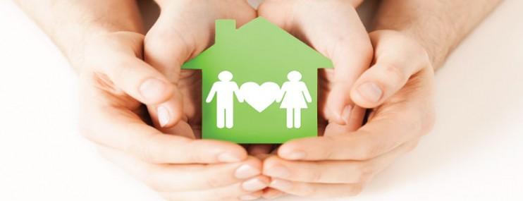 Échale a tu casa, un programa social de Ecoblock