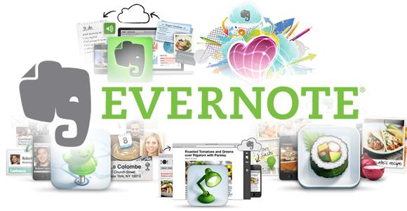 La Familia de Productos Evernote