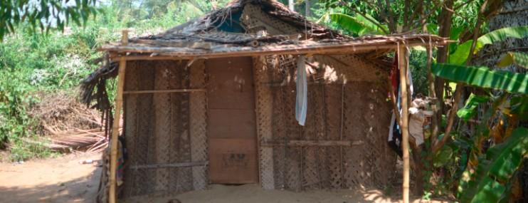 Casa de $700 Dólares en India.