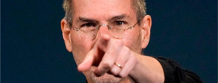 [INFOGRAFÍA] Los 5 Nuncas De Steve Jobs