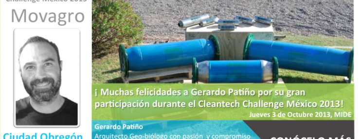 Cleantech Challenge México 2013 – Cena, Premiación y Clausura