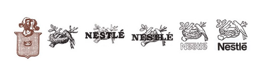 nestle antiguo