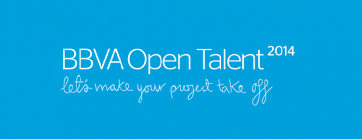 BBVA Open Talent 2014: Límite Hasta el 10 de Junio