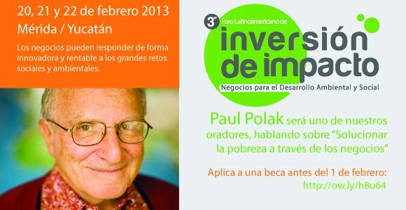Foro Latinoamericano de Inversión de Impacto 2013