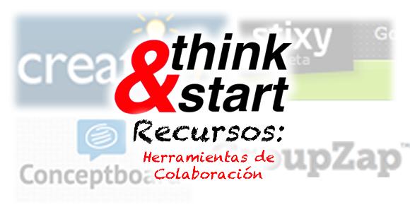 Recursos para colaborar en línea