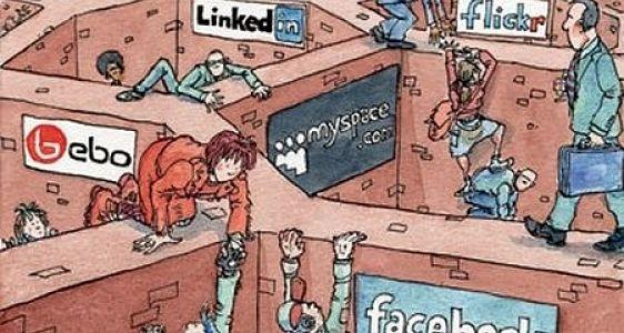 [Infografía]. El Valor Empresarial de las Redes Sociales