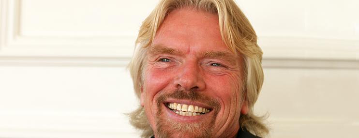 Richard Branson: Para Triunfar, Conecta y Colabora