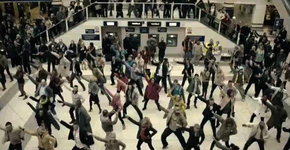 ¡Flashmob!