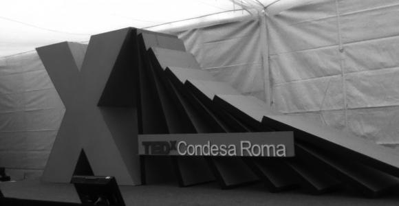 ¡Esto pasó en el TEDxCondesaRoma!