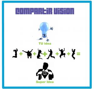 Compartir visión significa compartir el sueño entero con el equipo completo