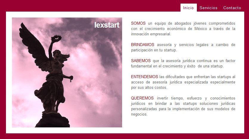 Lexstart - Asesoría Jurídica